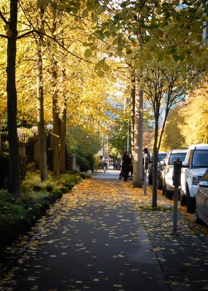 Jesen u Vankuveru
